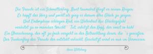 Gedicht von Hans Witteborg