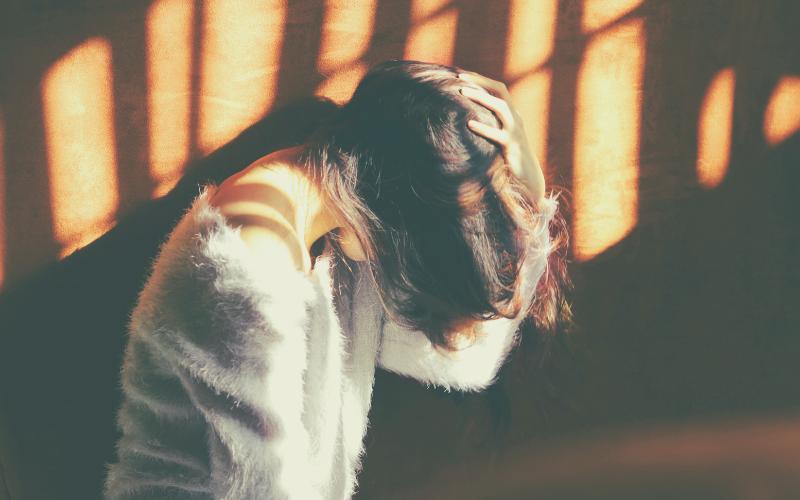 Yoga gegen Kopfschmerzen