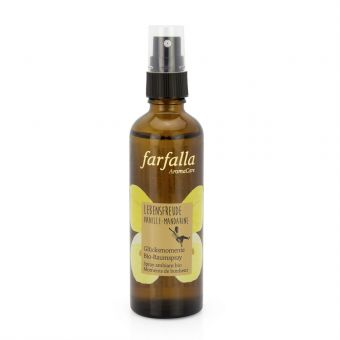 Develop Joie de Vivre with Vanille - Organic Room Spray