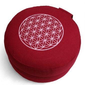 CLASSIC - Flower of life - white