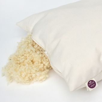 Pillow Organic New Wool