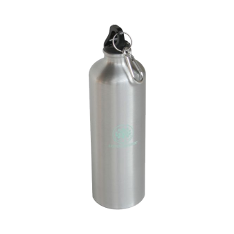 BOTTLE aluminum silver