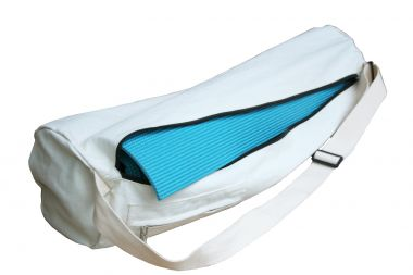Yoga Bag Canvas WHITE