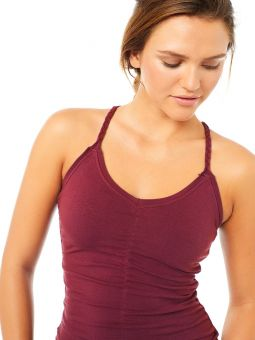 YOGA TOP - Cable Yoga Top