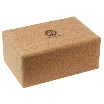 Yoga Block Cork - BIG
