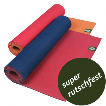 Rubber Yoga Mat  Eco Grip