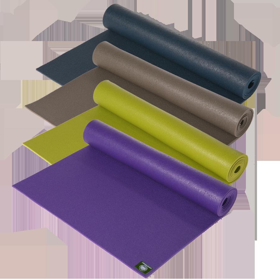 PVC Yogamatte STANDARD