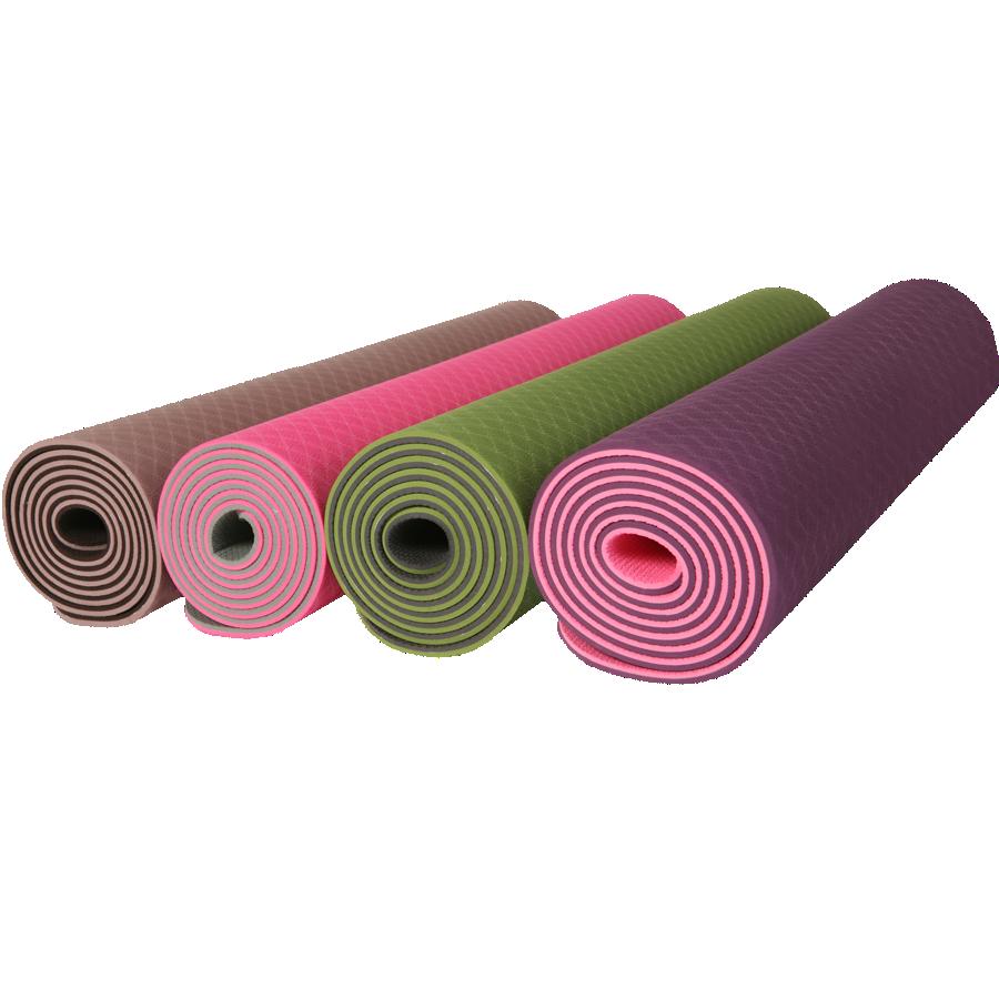 Lotus Design® | Eco Yoga Mat TPE
