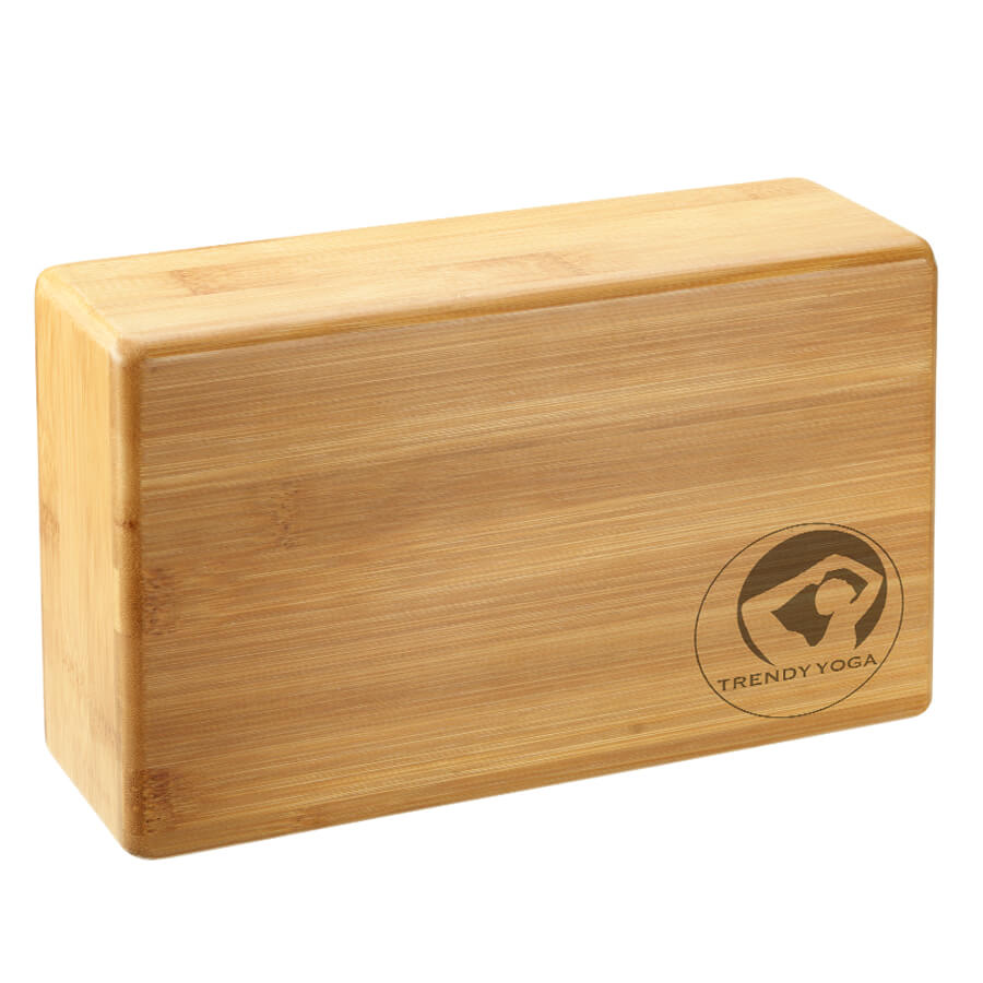 Yoga block - Bamboo